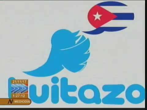 Tuitazo en apoyo al proceso electoral cubano