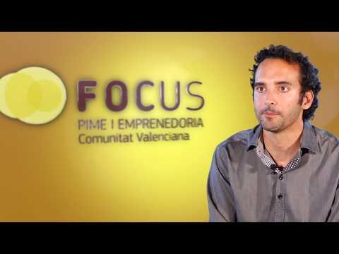 """Miguel Frasquet: """"En Solatom diseñamos sistemas de concentración solar""""[;;;]Miguel Frasquet: """"A Solatom dissenyem sistemes de concentració solar""""[;;;]"""