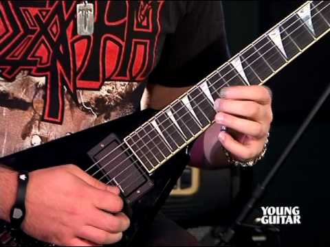 Trivium – Guitar Lessons 2011 (1/2)