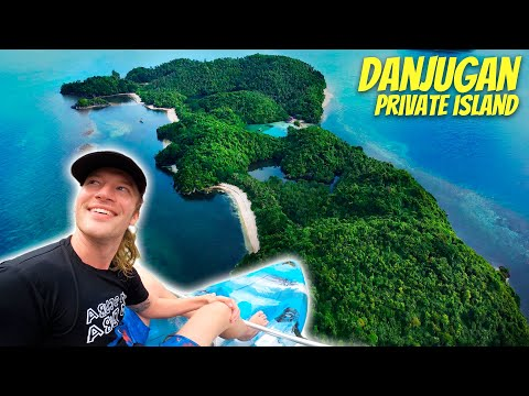 48 Hours on PRIVATE ISLAND in the Philippines! NEVER Seen this before.. (mindblowing)