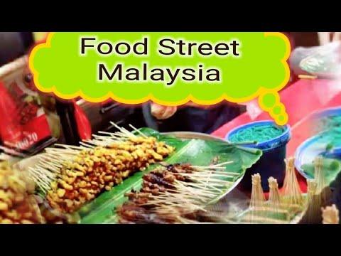 STREET FOOD MALAYSIA||ULTIMATE MALAYSIAN FOOD IN KUALA LUMPUR||PASIR MALAM||CHEAPEST BAZAR MALAYSIA