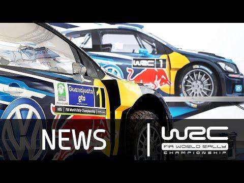 Vídeo resumen shakedownWRC Rallye México2015, Ogier mejor tiempo