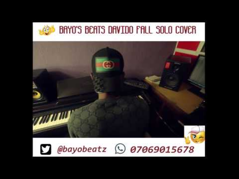 Video Piano Cover Davido Fall By Bayo's beatz download in MP3, 3GP, MP4, WEBM, AVI, FLV January 2017