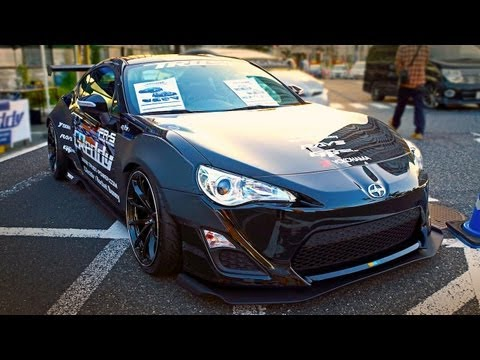 Interesting Body Kit For Your Toyota 86 [Video]