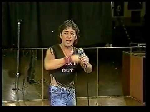 Standup Comedy Showcase Angel Salazar 1985