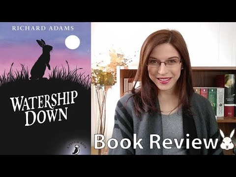 WATERSHIP DOWN by Richard Adams | book review