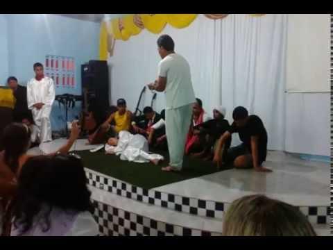 Apresentação da Shob,Sociedade de Homens Batista da Igreja Batista Ebenézer em Cururupu-Maranhão.