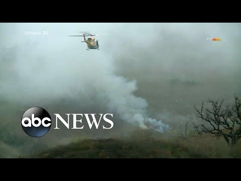 Fog before Kobe Bryant's fatal crash 'thick' like milk, witness says