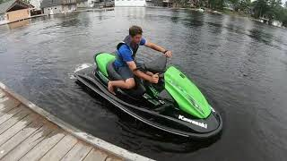 3. Ride Muskoka Kawasaki Jet Ski Safety Video