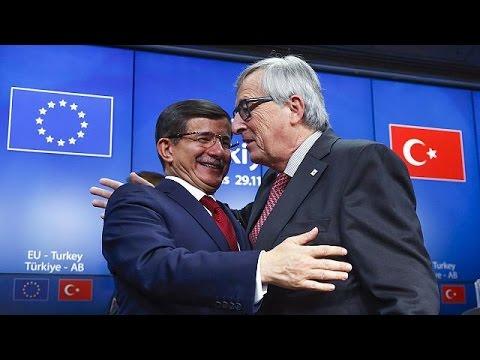 Βρυξέλλες: Τι κέρδισε η Τουρκία από την ΕΕ- Σκληρό μήνυμα Τσίπρα σε Νταβούτογλου