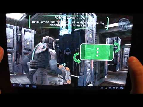 dead space android test