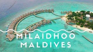 Milaidhoo Maldives is reflecting the beauty of stunning white beaches Maldives! Milaidhoo is one the best amazing honeymoon...