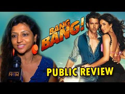 Public - Share on Google+: http://goo.gl/Sj5Xac Share on Facebook: http://goo.gl/pw4RwS Tweet now: http://goo.gl/2twyqV 'Bang Bang' starring Hrithik Roshan and Katrina Kaif has been released in...