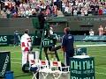 アンディ マレー Wins Singles Match Davis Cup