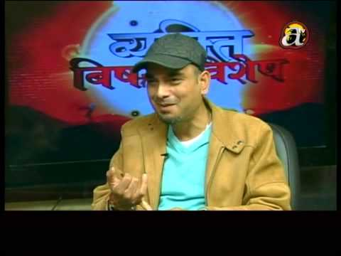 Interview with Singer Nabin K. Bhattarai
