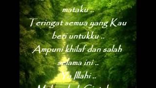 Muhasabah Cinta - EdCoustic (Lyrics)