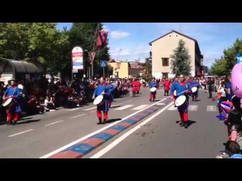 Palio di Legnano – Sfila la Flora