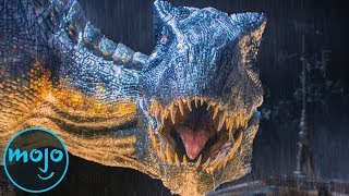 Video Top 10 Scariest Jurassic World Moments MP3, 3GP, MP4, WEBM, AVI, FLV Maret 2019