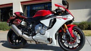 4. 2015 Yamaha YZF-R1