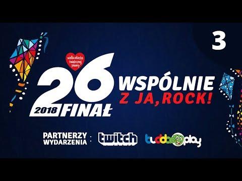 LIVE WOŚP 2018 - Ja,Rock! #3