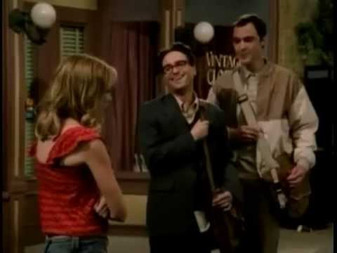 The Big Bang Theory Unaired Pilot Scene 2