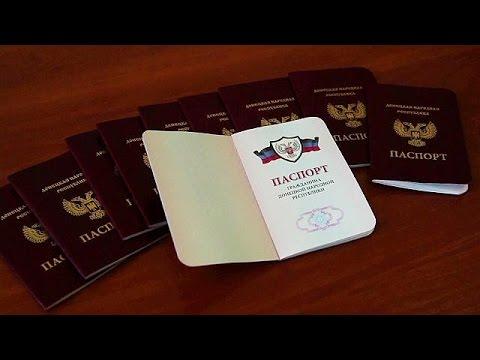 Αντιδρά το Κίεβο στην απόφαση Πούτιν να εγκρίνει τα διαβατήρια του Ντόνετσκ