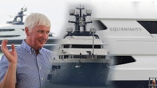 Equanimity: Ostentatious yet beautiful, govt to maintain yacht