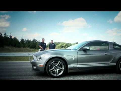 Ford Shelby GT 500 TopGear Polska - Shelby GT500