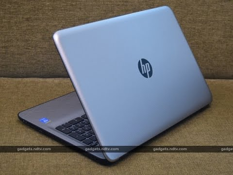 Unboxing HP 15-ac122tu laptop amazon in india RPS- 26,000/-