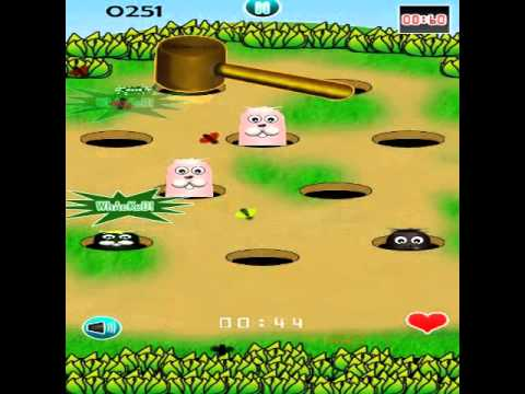 Video of Mole Smash