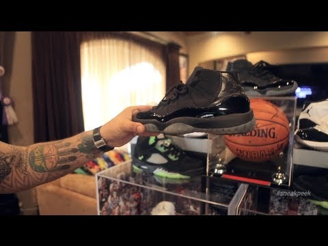 sneak peek - Kenny G., better known as The Perfect Pair on Instagram, simply owns one of the best sneaker collections we've ever seen. If you want samples, he has them. W...