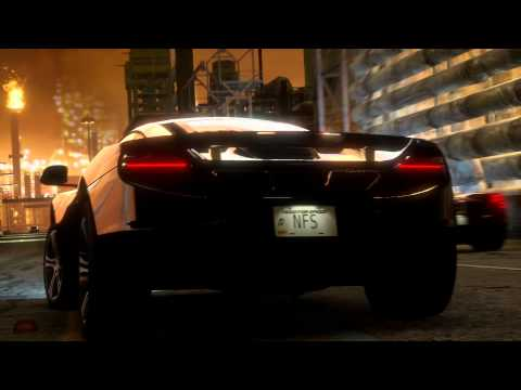 Need for Speed: The Run | European Car Trailer