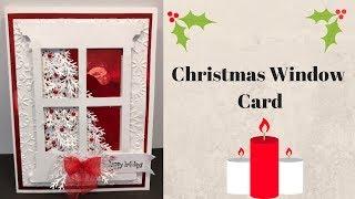 Video Christmas Window Card & Exciting NEWS!!!!! MP3, 3GP, MP4, WEBM, AVI, FLV Juli 2019