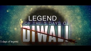 5 Days Of Diwali And The Legend Associated