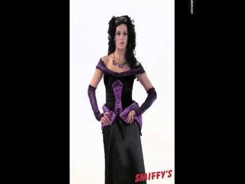 Déguisement de Comtesse Gothique pour femme Halloween