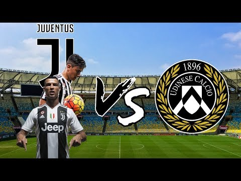 Juventus Vs Udinese All Goals  2018
