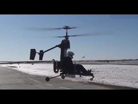 Новый российский народный вертолет