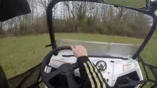5. Polaris RZR 800 S - Drift