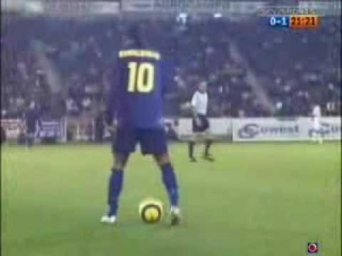 Driblins y fintas en el Fútbol