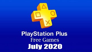 PlayStation Plus Free Games - July 2020 by Game News