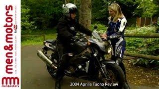 5. 2004 Aprilia Tuono Review