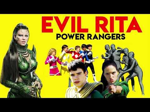 Power Rangers -  Evil Rita (LYRICS)