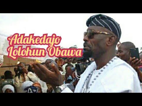 (Watch video) Adakedajo Lolohun Obawa bombshell || By Sheikh Buhari omo Musa ajikobi 1