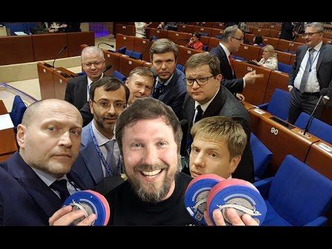 Икорное лобби России и деревянные березы - DomaVideo.Ru