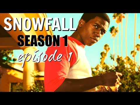 Snowfall FX  Review |Season 1 Episode 1 | Talisa Rae