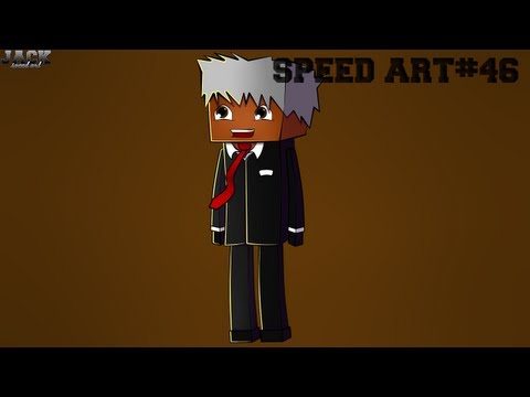 SpeedArt Minecraft [Biscviton] #46