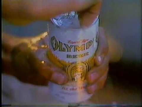 COMMERCIAL Olympia Beer – It's the water and a lot more (1979)