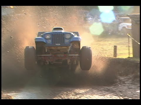 #1 Havoc in the Hills Mud Bog 6-23-12 Hillbilly Proud Off Road Show