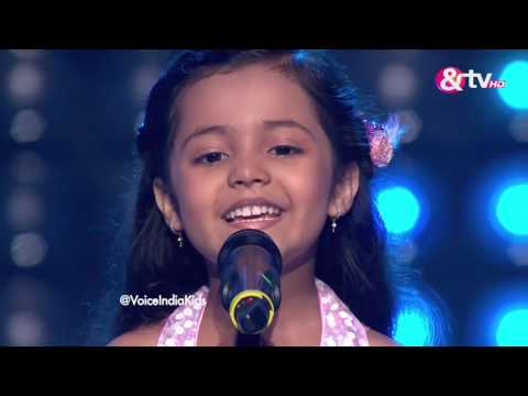 Video Ayat Shaikh - Blind Audition - Episode 1 - July 23, 2016 - The Voice India Kids download in MP3, 3GP, MP4, WEBM, AVI, FLV January 2017