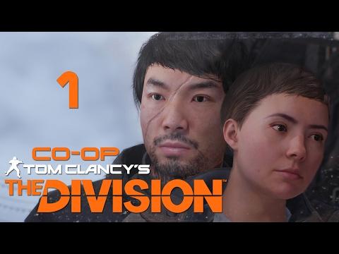 Tom Clancy's The Division - Кооператив - Прохождение игры на русском [#1] (видео)